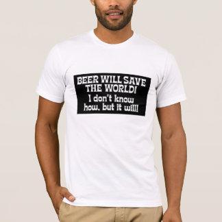 T-shirt bière