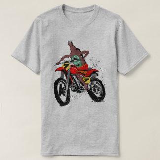 T-shirt Bière et Moto