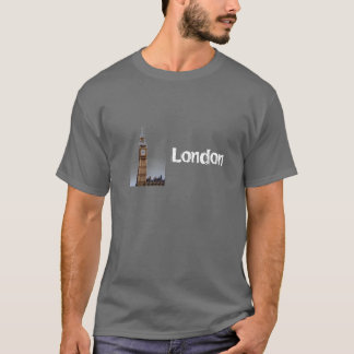 T-shirt Big Ben - Londres