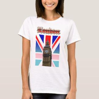 T-shirt Big Ben - Londres, R-U