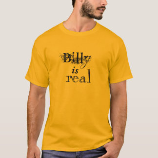 T-shirt Billy est vrai
