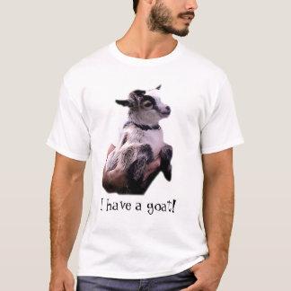 T-shirt Billy l'enfant - j'ai une chèvre !