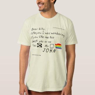 T-shirt Billy organique