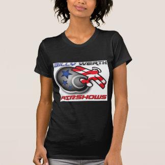 T-shirt Billy Werth Airshows