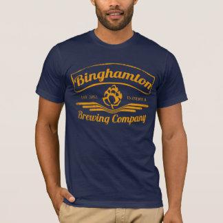 T-shirt Binghamton ancien brassant la Co