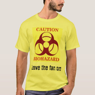 T-shirt Biohazard !