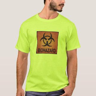 T-shirt Biohazard