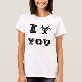 T-shirt Biohazard I VOUS
