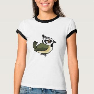T-shirt Birdorable Crested la mésange