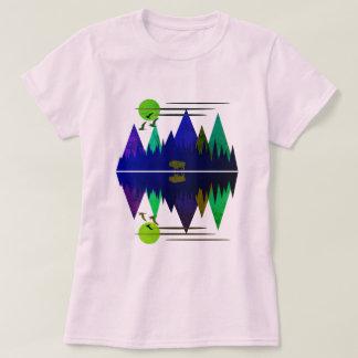 T-shirt Bison solitaire #2