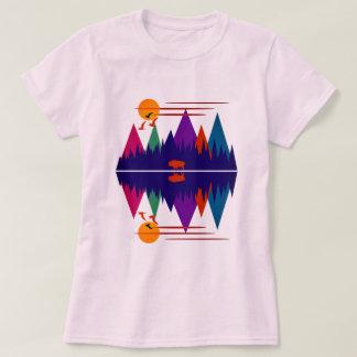 T-shirt Bison solitaire #3