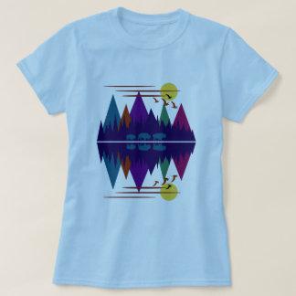 T-shirt Bison trois