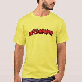 T-shirt Bitcoinmania