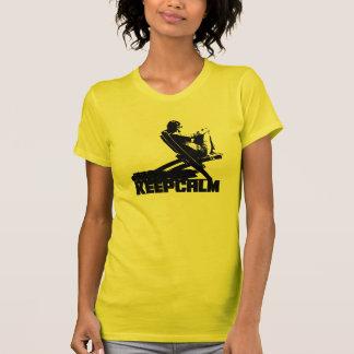 T-shirt Black Keep Calm