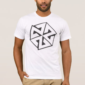 T-shirt Blanc d'AVALON7 Inspiracon