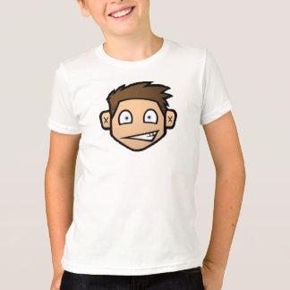 T-shirt blanc et noir de Sonnerie-T de LT.com de