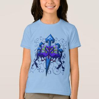 T-shirt BLEU d'affection
