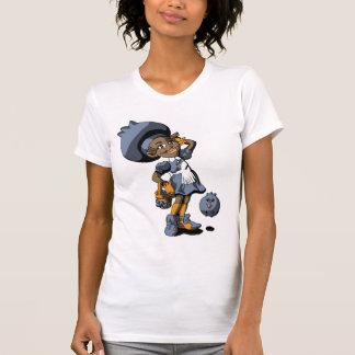 T-shirt Bleu de Betty