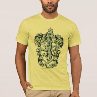 T-shirt Bleu de crête de Gryffindor