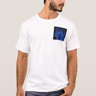 T-shirt Bleu électrique