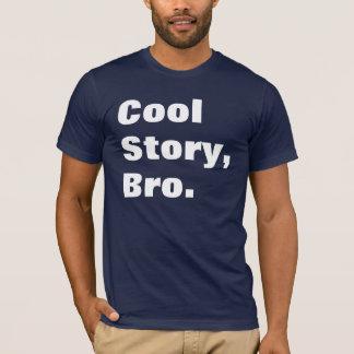 T-shirt Bleu frais d'histoire