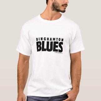 T-shirt Bleus de Binghamton