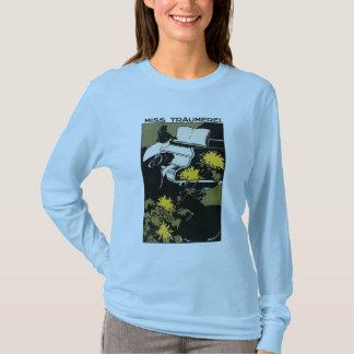 T-shirt Bleus layette longsleeved de Mlle Traümerei W's
