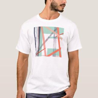 T-shirt Blocs colorés