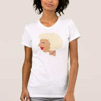 T-shirt Blonde Blowed-Sèche par Starz libertine