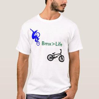 T-shirt Bmx>Life