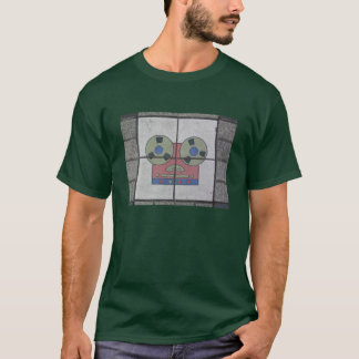 T-shirt bobine à bobine