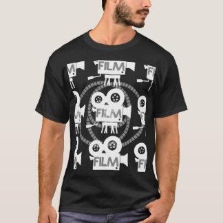 T-shirt Bobine de film T
