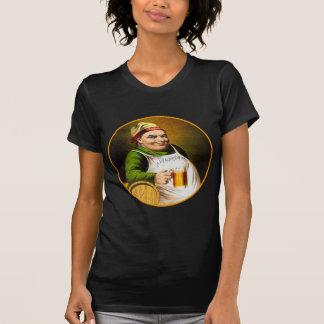 T-shirt Boisson saine allemande de buveur de bière de