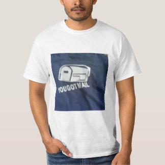 T-shirt boîte aux lettres