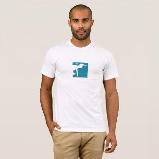 T-shirt Boîte fantôme Teal de DJI