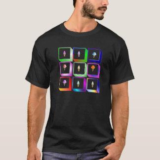 T-shirt boîtes à glace