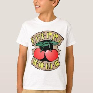 T-shirt Bombe de cerise 1413032011 Inverso (balancier et