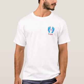 T-shirt Bon à rien authentique Hanalei Hawaï de plage