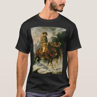 T-shirt Bonaparte croisant les Alpes