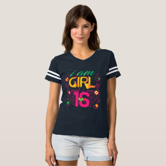 T-shirt bonbon 16ème