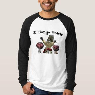 T-shirt Bongo d'EL Hongo