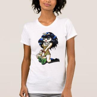T-shirt bongo-fille