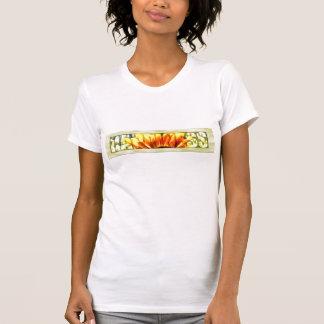T-shirt Bonheur encadré