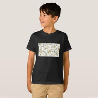 T-shirt bonhommes de neige et chemise de flocons