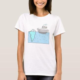 T-shirt Bonjour Mr.Iceberg