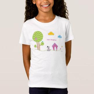 T-Shirt Bonjour voisin