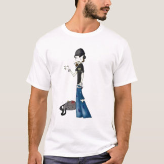 T-shirt BOOTH106 - Ink.Stain avec Sioben-