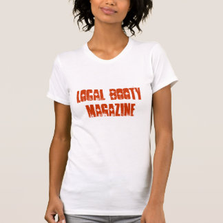 T-shirt BOOTYMagazine LOCAL