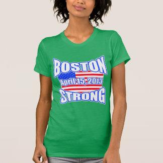 T-shirt Boston 4 forts
