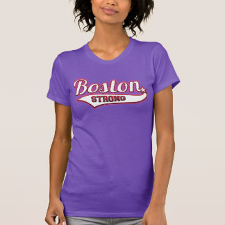 T-shirt Boston fort